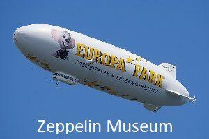 Ausflugsziel Zeppelin Museum Friedrichshafen