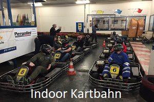 Indoor Kartbahn Feldkirch