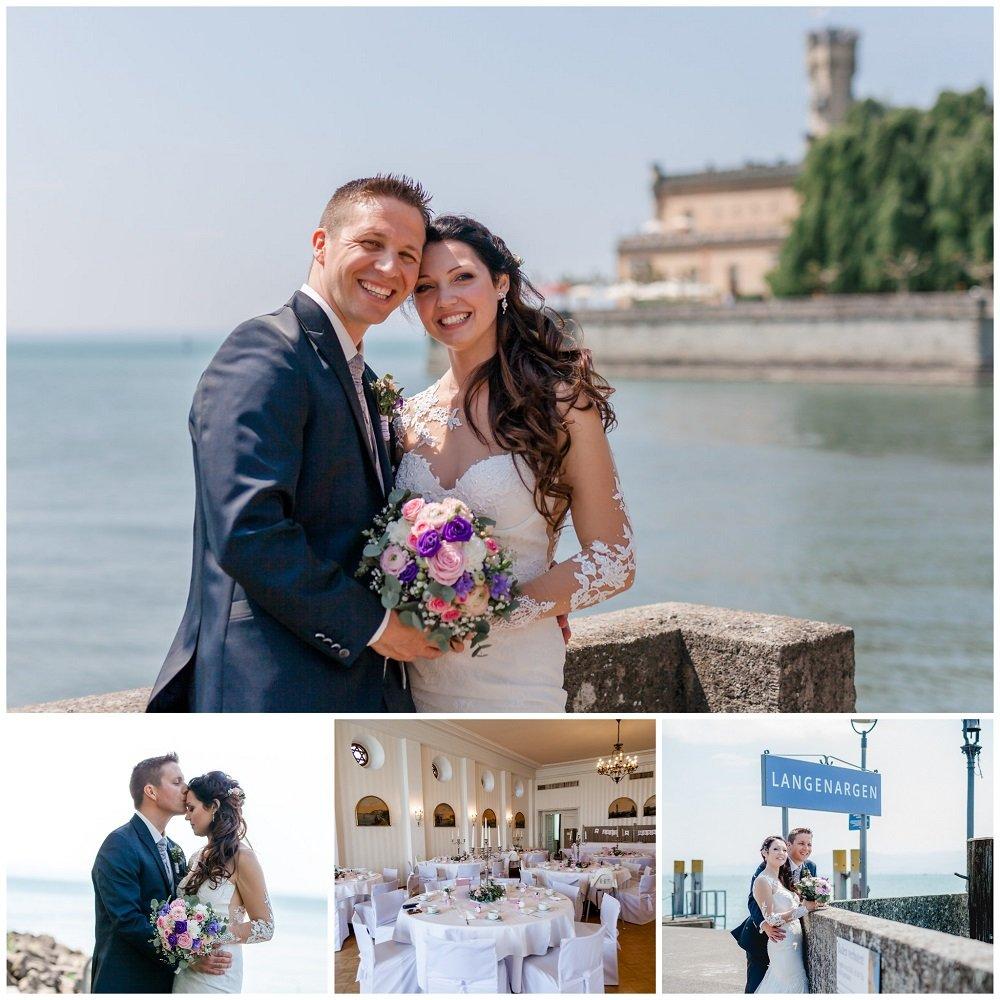 Hochzeit in Langenargen am Bodensee