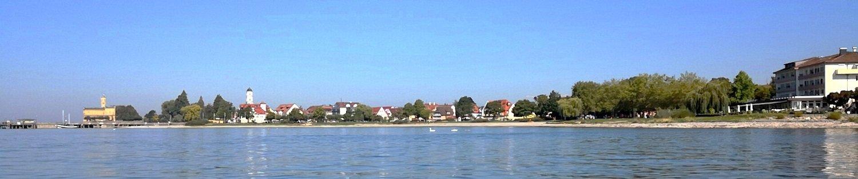 Uferpromenade_Langenargen_vom_Boot_aus